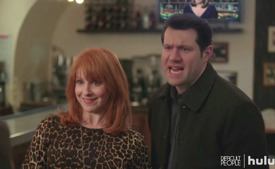 Hulu-Difficult-People-Trailer