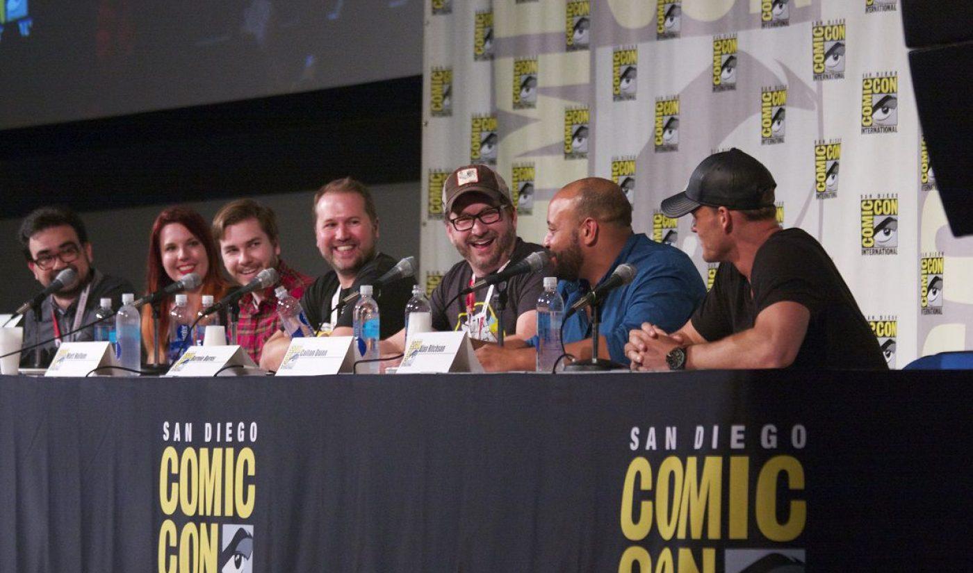 Rooster Teeth Drops 'X-Ray & Vav' Season Two Trailer, Talks 'Lazer Team' At Comic-Con