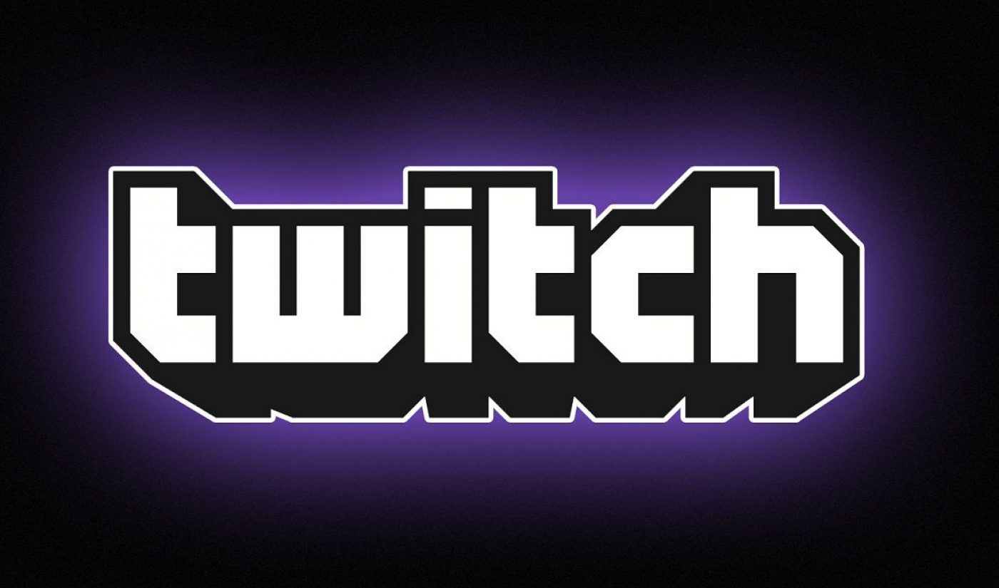 Twitch Claims 43% Of Revenue From $3.8 Billion Gaming Content Industry