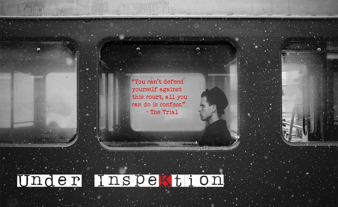 Under InspeKtion Hans Poster