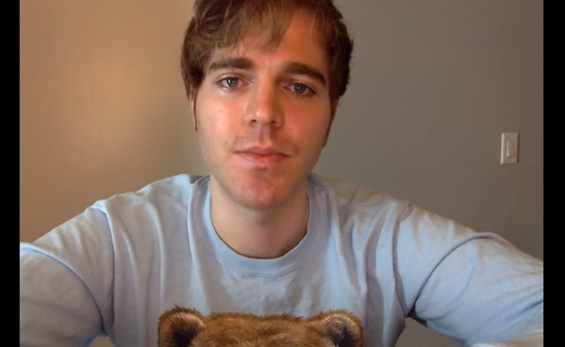 """Permalink Dwsp310_1fb Howtobasic Shane Dawson €�  Full Of Love"""" As Hees Out  As Bisexual Basic Eyebrow Tutorial"""