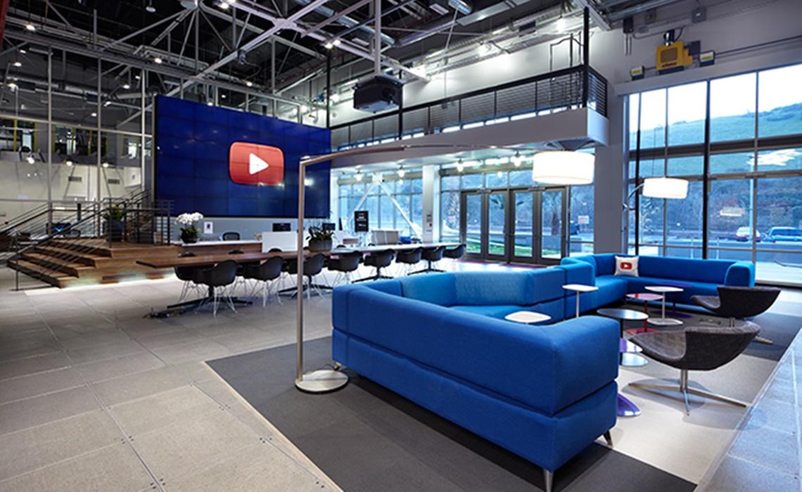 youtube space la venue - 850×632
