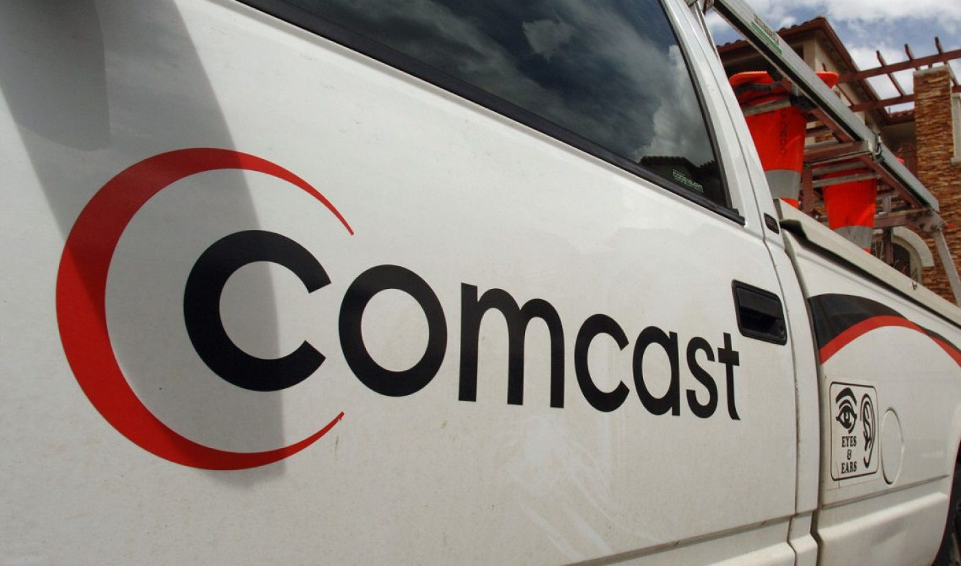 Comcast Is Reportedly Working On Its Own Video Service