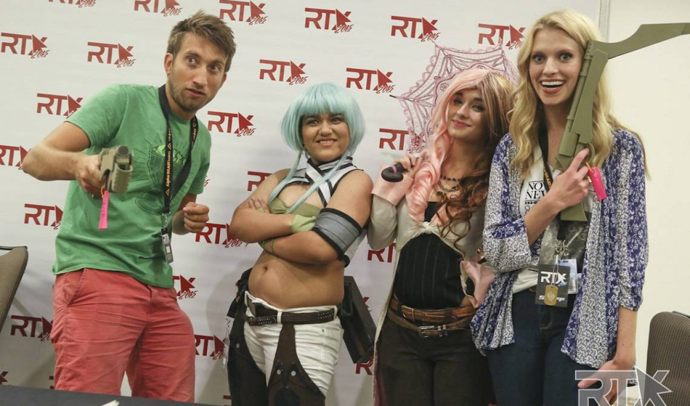 Rooster Teeth's Barbara Dunkelman Talks Massive Growth And The Future Of RTX