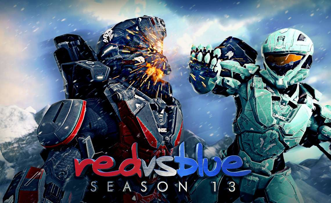 Rooster Teeth's 'Red Vs. Blue' Season 13 Marathon Heads To Select Movie Theaters
