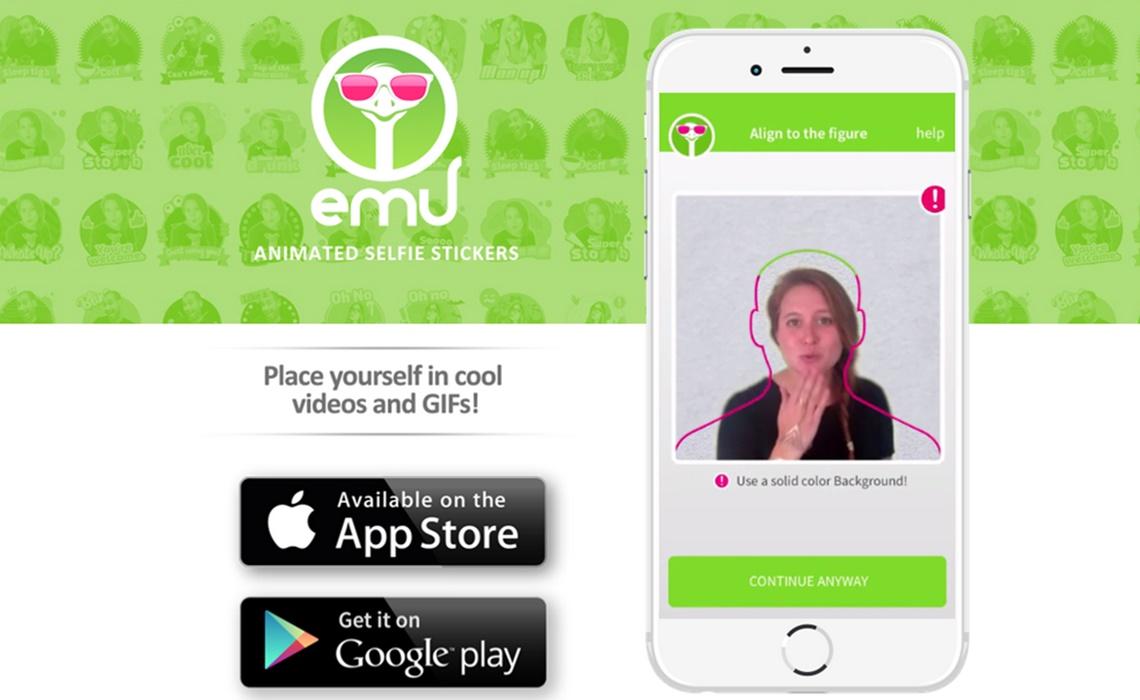 emu-selfie-stickers