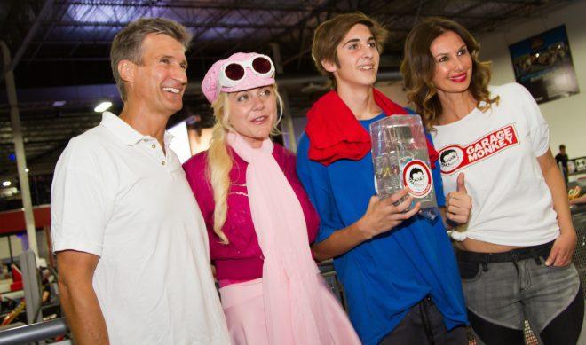Fans And Creators Go Head To Head At GarageMonkey's VidCon Gran Prix