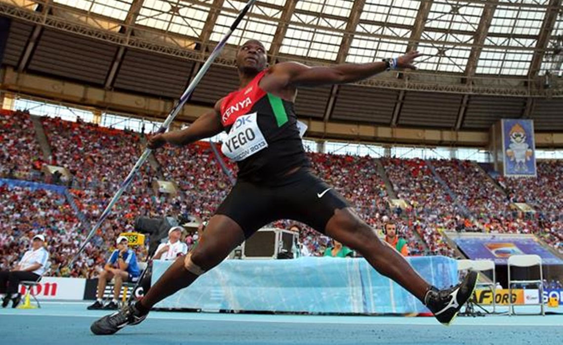 Julius Yego The Kenyan Javelin World Champion Who learned With Youtube