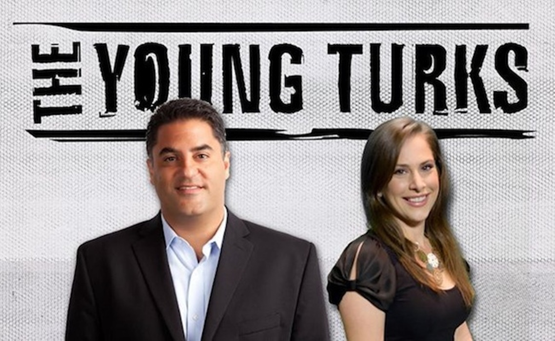 The Young Turks To Live Stream Flagship News Show With