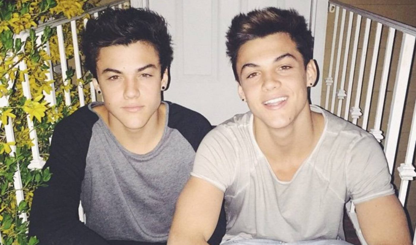AwesomenessTV Signs Comedy Sketch Channel The Dolan Twins