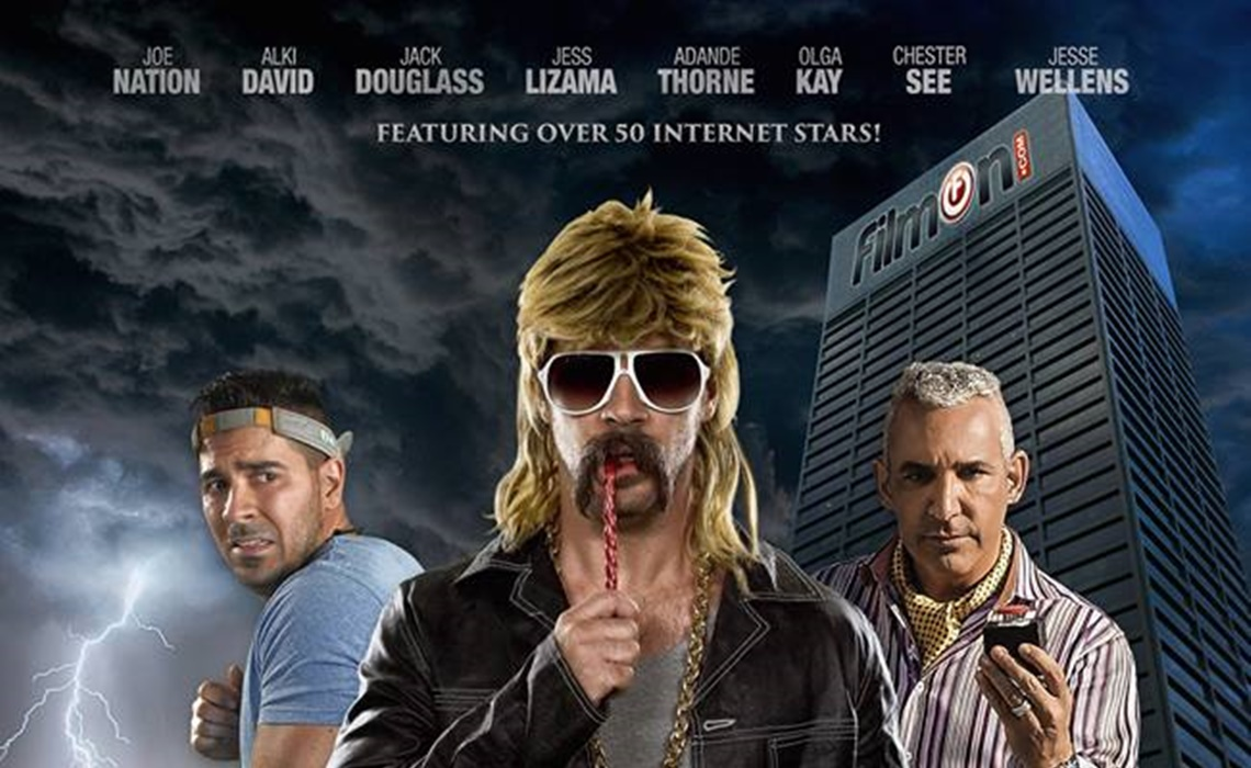 Youtuber Filled Film Bob Thunder Internet Assassin Gets Trailer