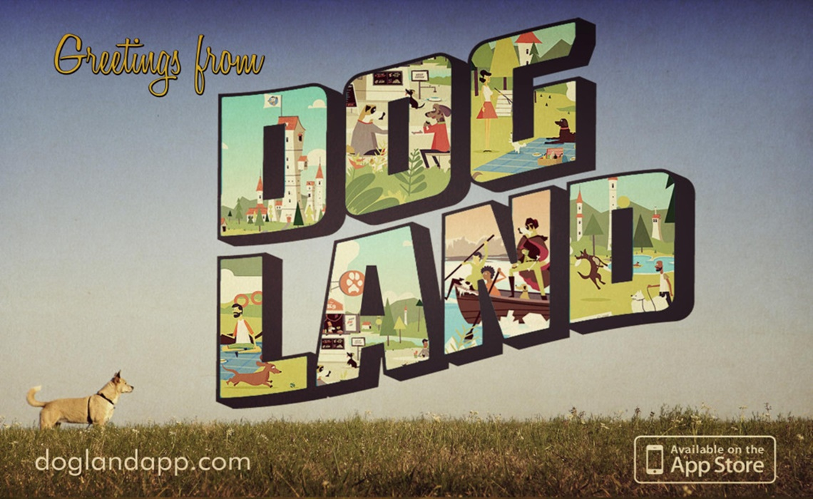 dog-land-app