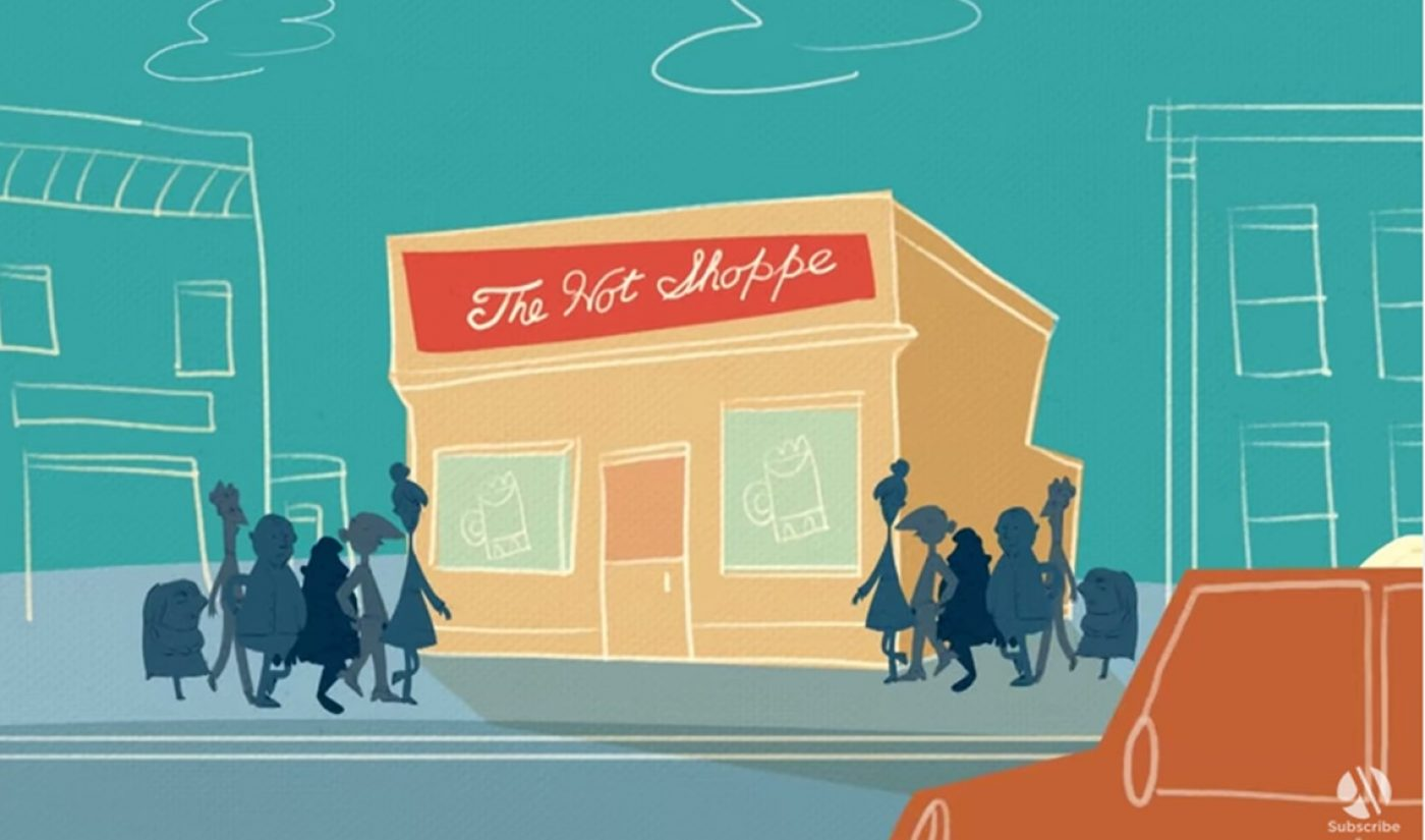 Newest Premiere From Marriott Content Studio Is Animated Series Called 'Hot Shoppe' [Exclusive]