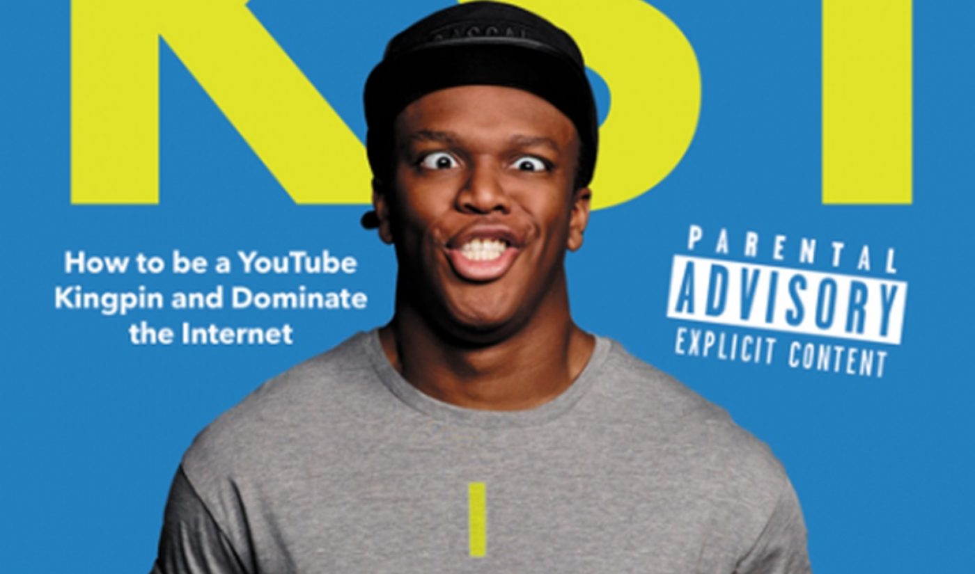 YouTube Star KSI's New Book Flies Off The Shelves In Two Countries