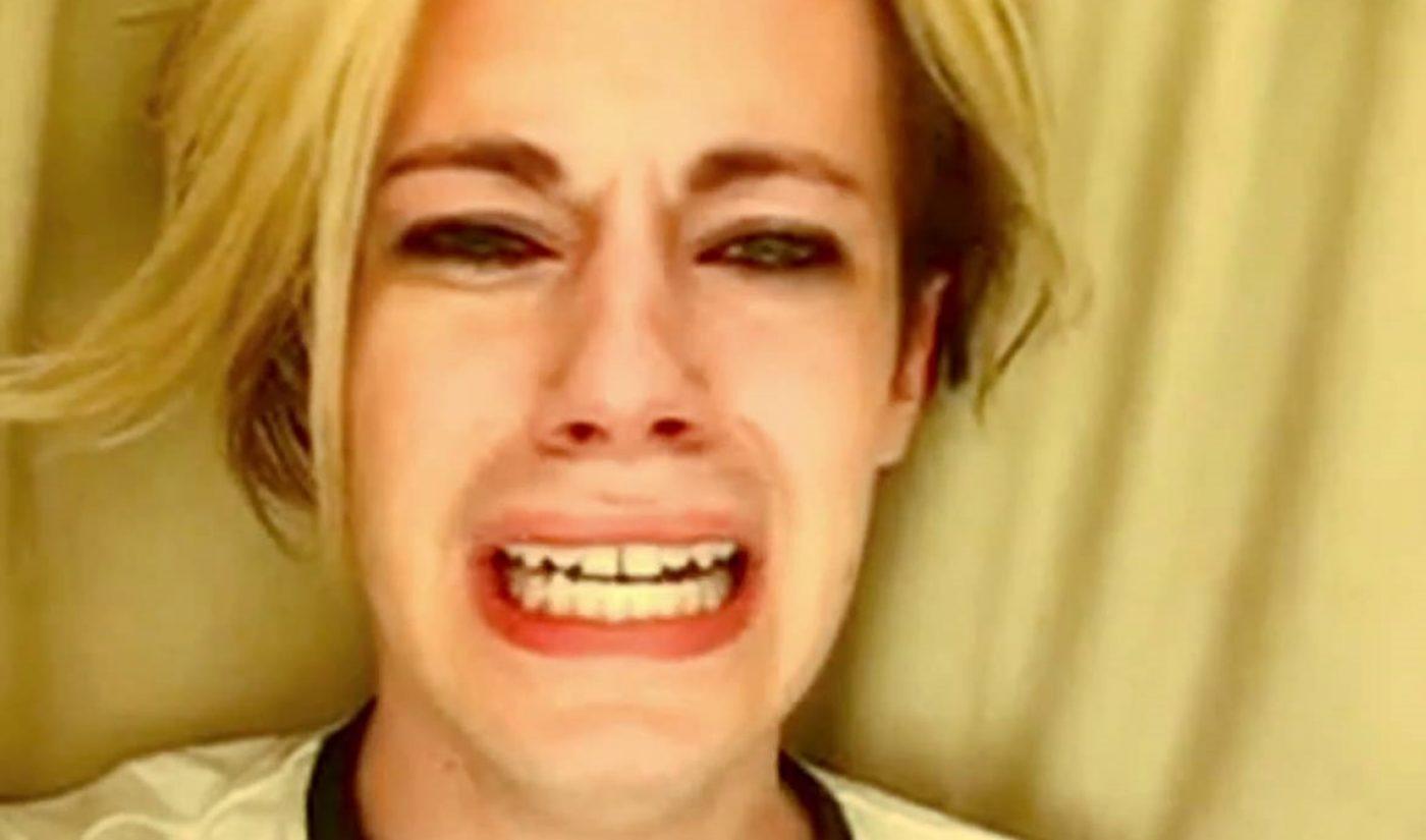 "Chris Crocker, AKA The ""Leave Britney Alone"" Guy, Deletes His YouTube Account"