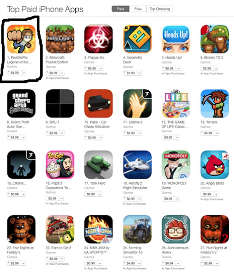 pewdipie-app