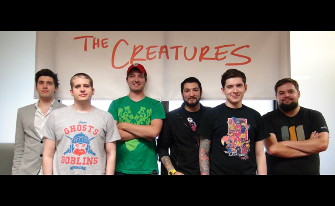 """YouTube Millionaires: """"Creative Minds"""" Meet At The Creature Hub"""