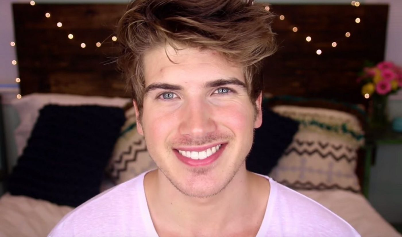 Joey Graceffa Tells His Candid Coming Out Story As Part Of Ad Council's 'Love Has No Labels' Campaign