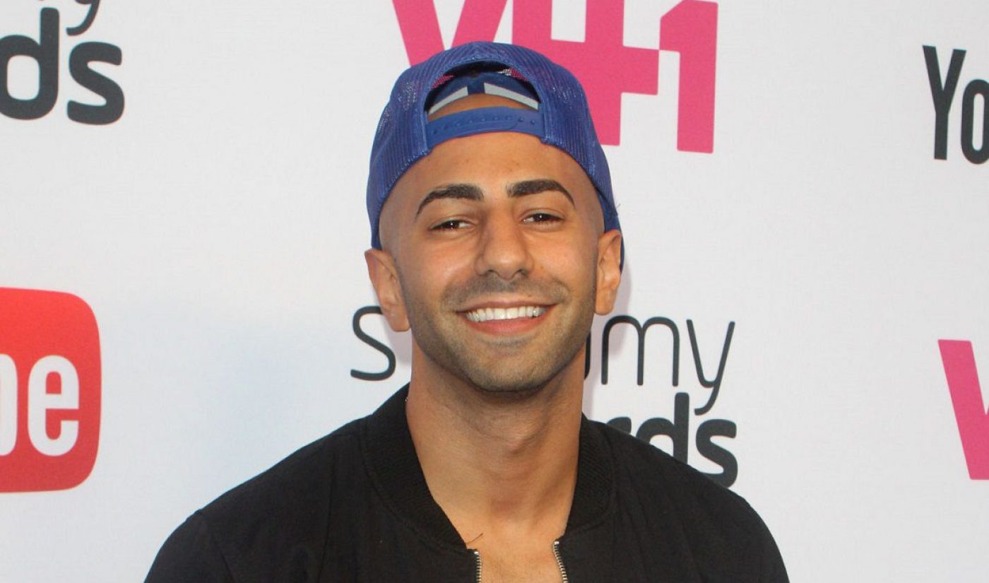 FouseyTUBE Wants To Be A Source Of Inspiration, Motivation For His Millions Of YouTube Subscribers And The World