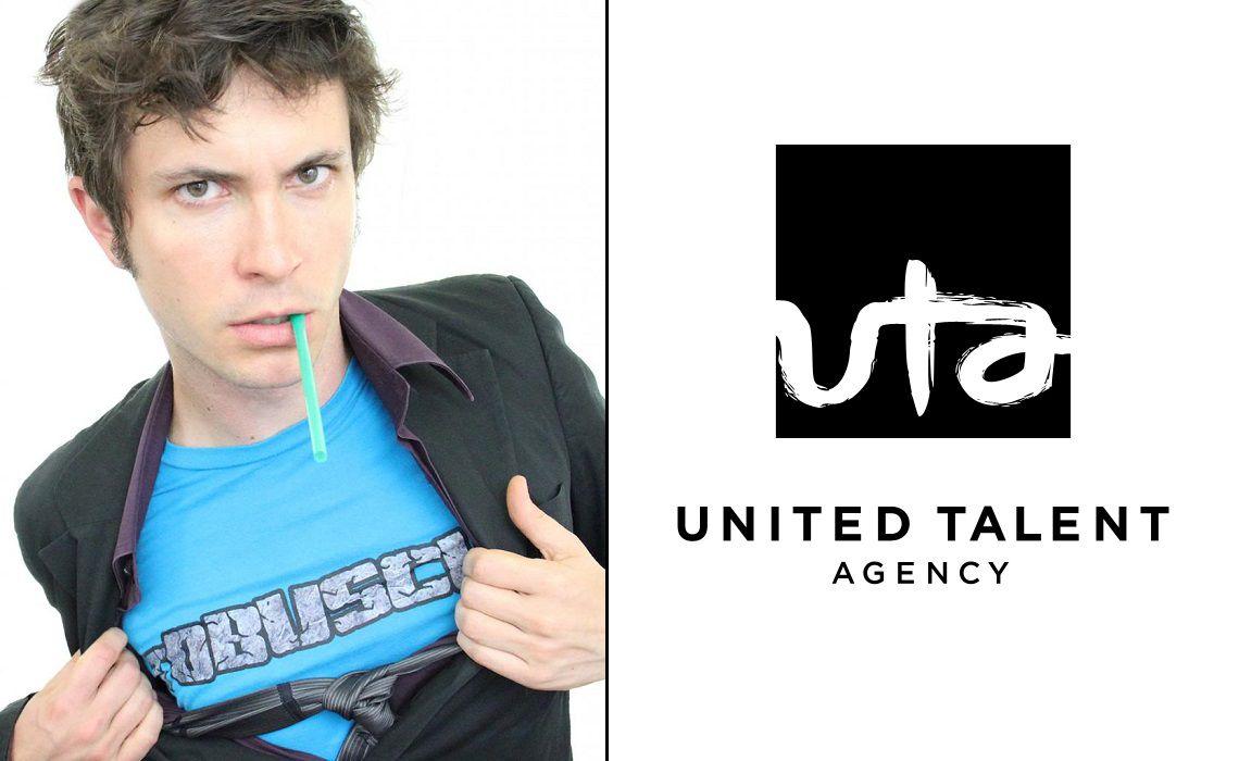 Toby-Turner-UTA-Signing