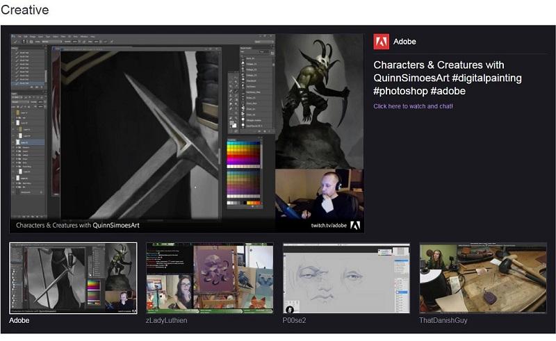 Twitch-Adobe-Creative-Category