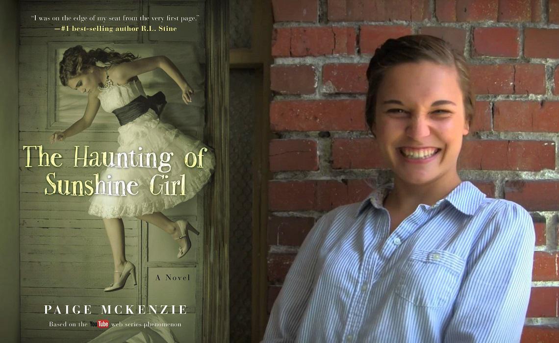 Weinstein-Books-Haunting-Sunshine-Girl-Stream-Con-NYC