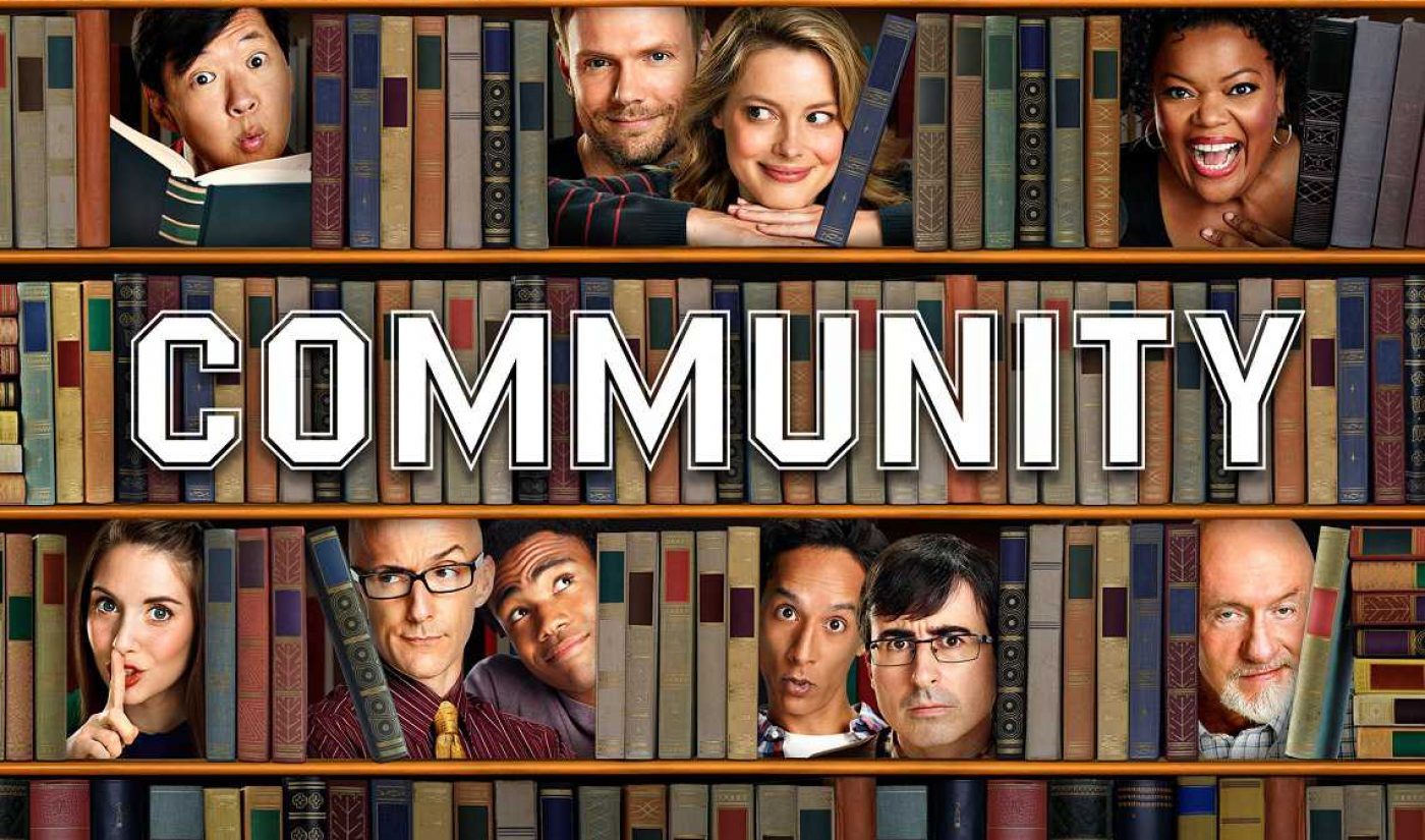 Yahoo Lost $42 Million On 'Community' And Two Other Originals In Q3 2015
