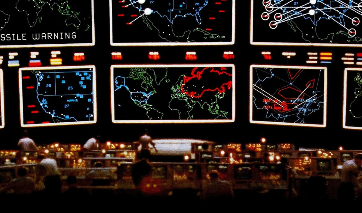 Interlude, MGM To Turn 'WarGames' Into An Interactive Video