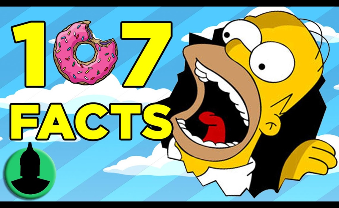 107-facts-simpsons