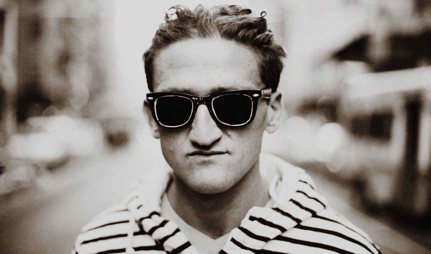 YouTube Star Casey Neistat Lost Over 20 Million Views To Freebooted Facebook Videos