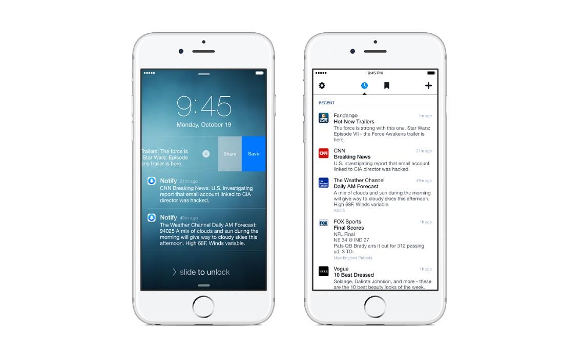 Facebook-Notify-App-Push-Notifications