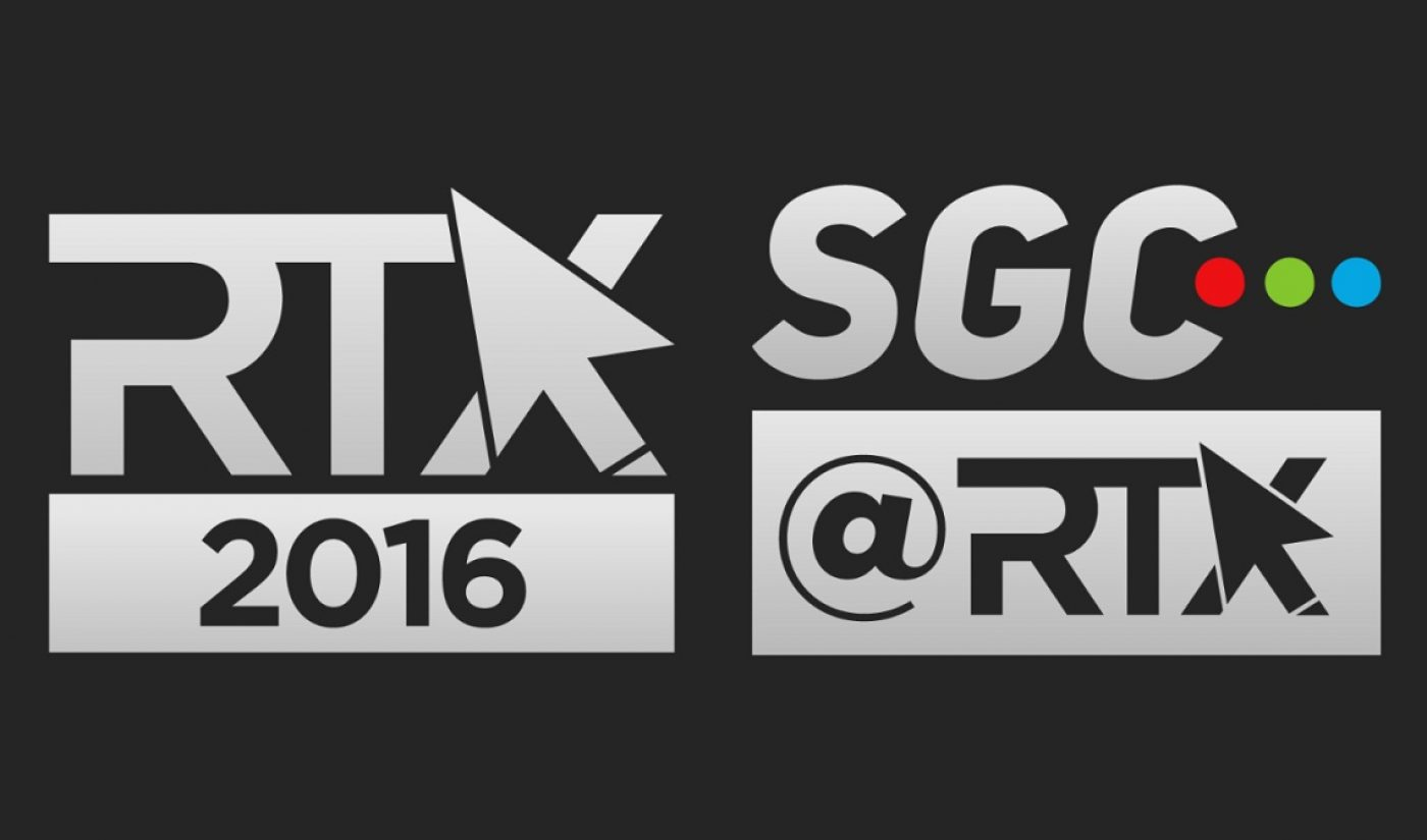 Rooster Teeth Announces Dates For RTX 2016, Adds ScrewAttack Gaming Convention To Schedule
