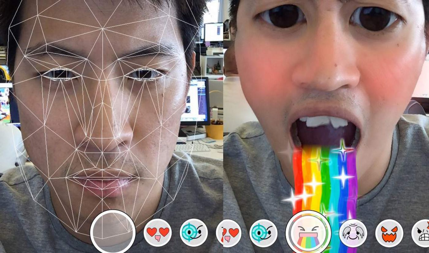 """Snapchat Launches In-App Store To Sell """"Lenses"""" For $0.99"""