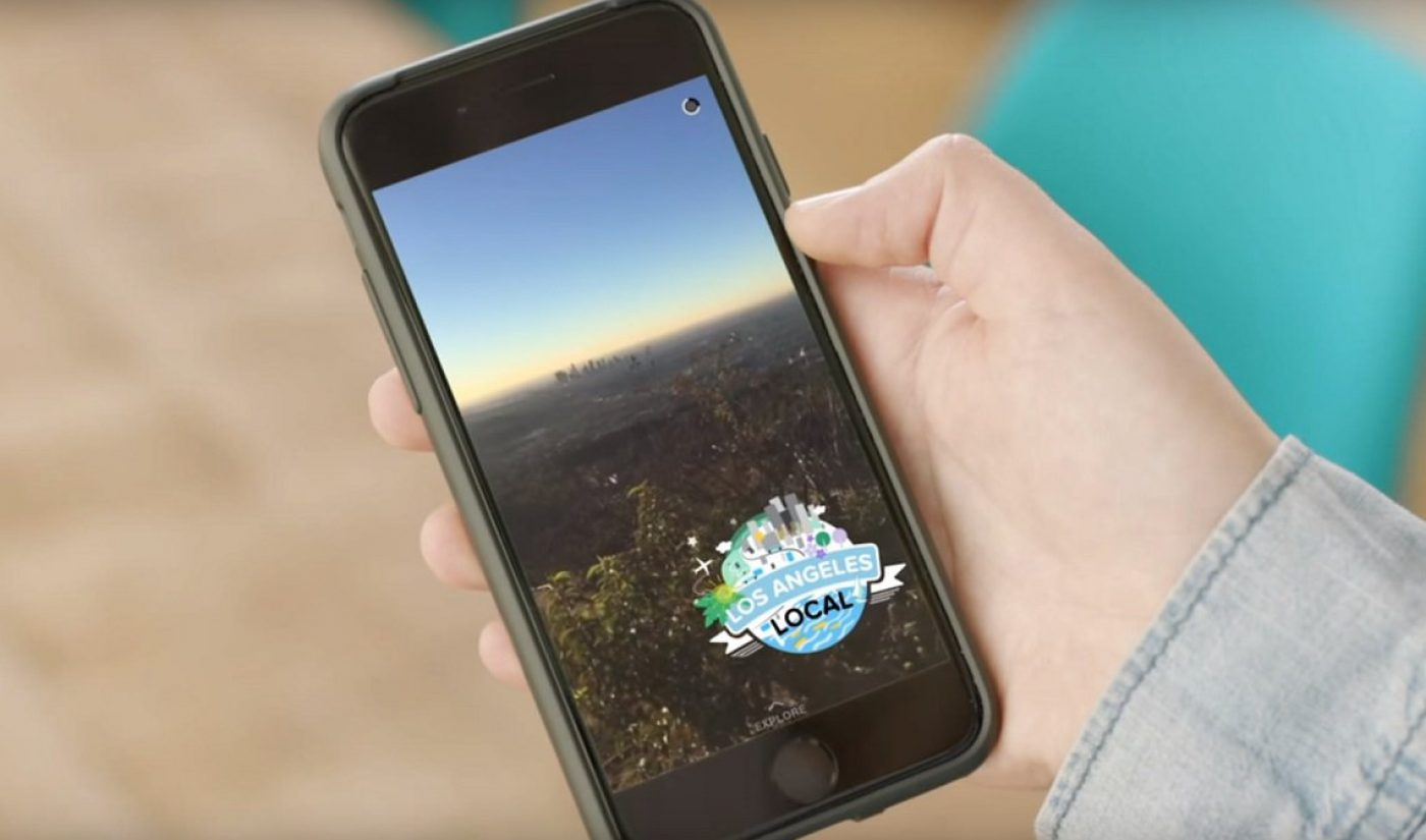 """Snapchat Launches """"Story Explorer,"""" Expands Curated Stories With User Content"""