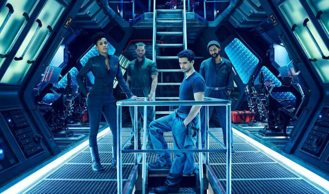 SyFy Will Release 'The Expanse' Online Three Weeks Before Linear Debut