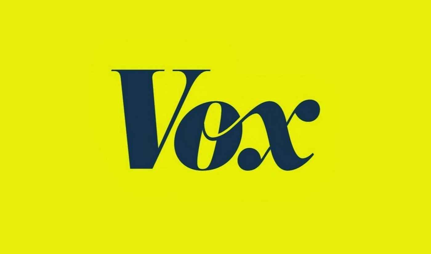Vox Joins Snapchat As Newest Publishing Partner On Discover
