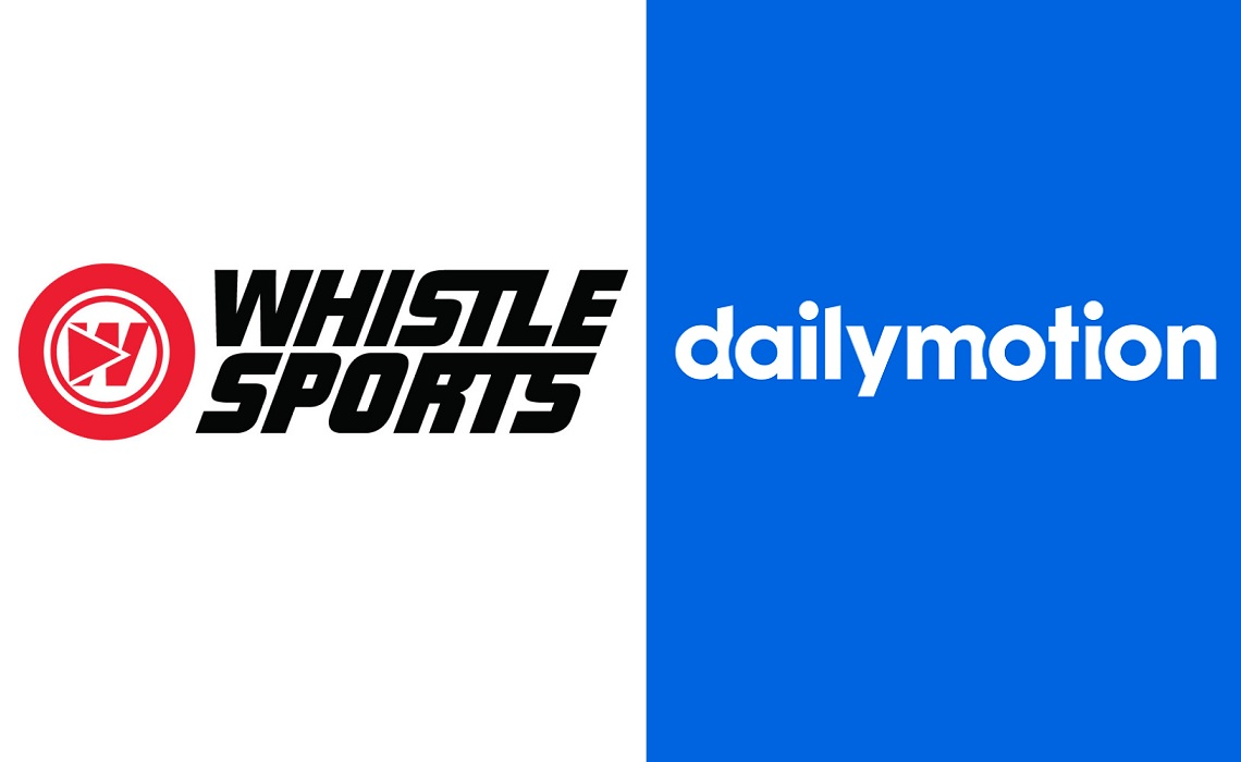 Whistle-Sports-Dailymotion-Original-Content-Deal