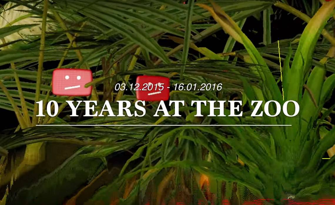 YouTube-Ten-Years-at-the-Zoo-Art-Exhibit
