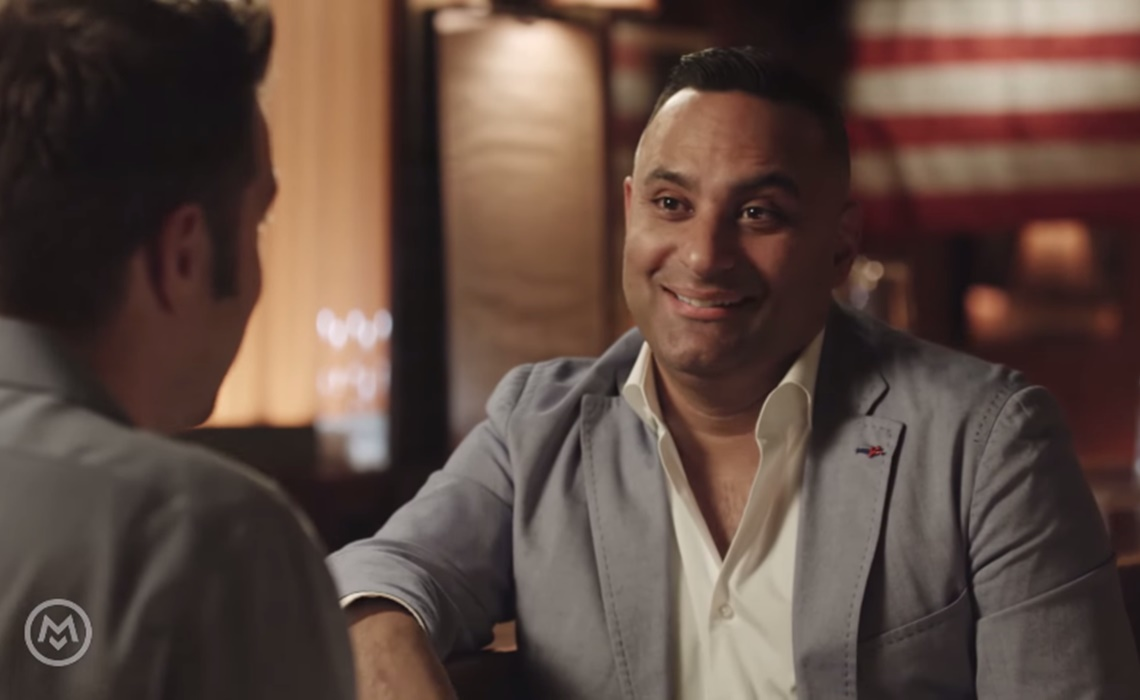 russell peters на русском