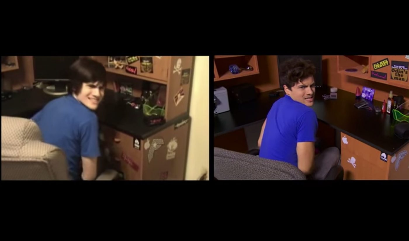 Smosh Remakes First Video To Celebrate 10 Years On YouTube