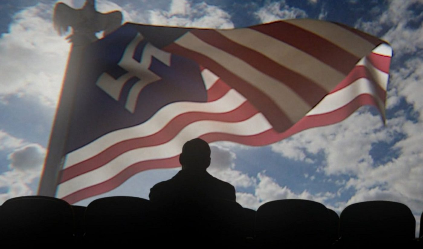 Amazon's Most-Streamed Show Is 'The Man In The High Castle'