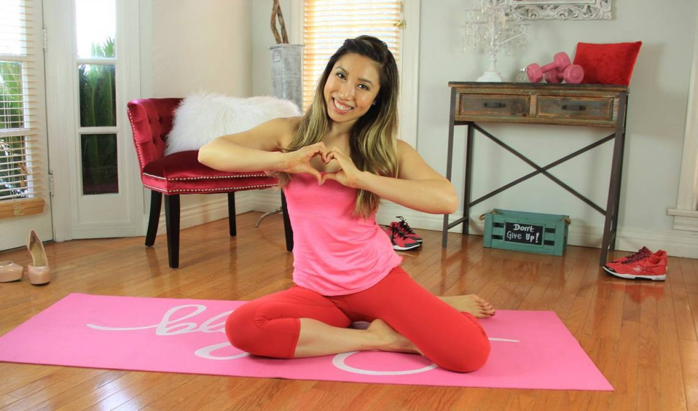 Blogilates' Cassey Ho Graces Cover Of 'Health' Magazine, Talks Pressure To Look Good