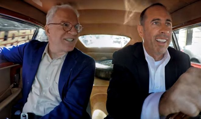 Crackle Drops Trailer For Season Seven Of Jerry Seinfeld's 'Comedians In Cars'