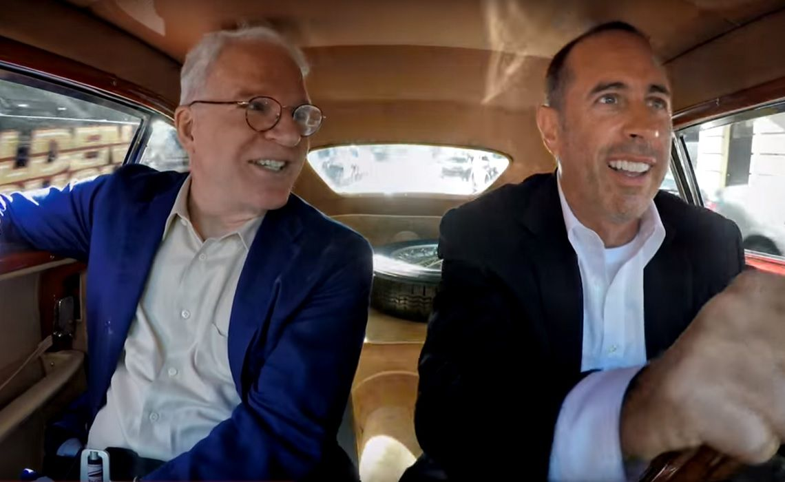 Crackle Comedians In Cars Getting Coffee Bill Burr