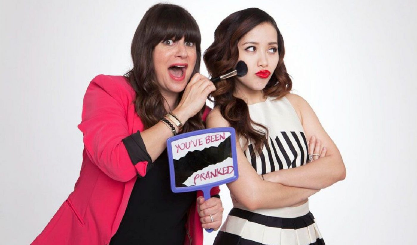 Endemol Beyond To Launch New Travel Series On Go90, Second Season Of 'Pretty Little Pranksters' On Michelle Phan's ICON Network