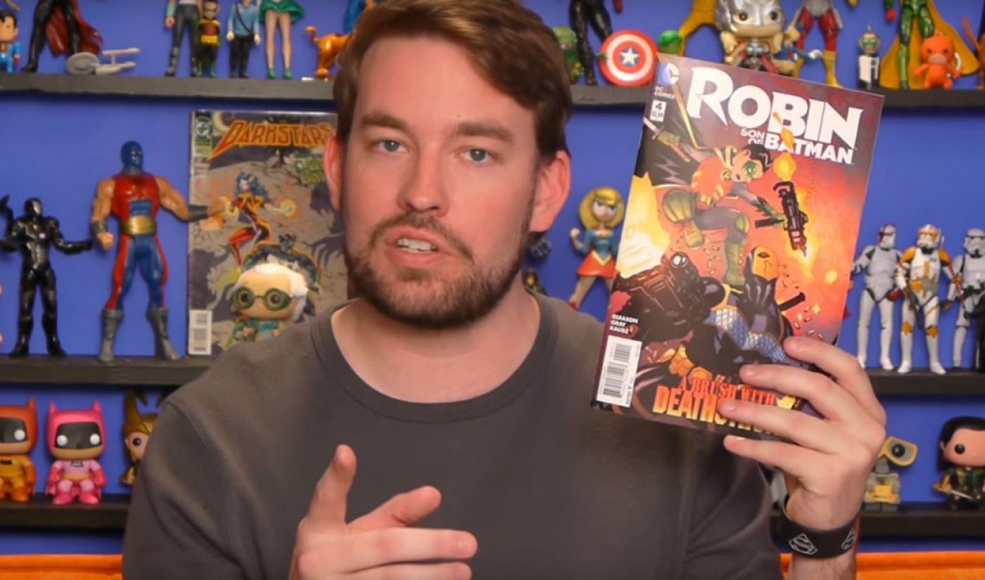 'DC All Access' Host Jason Inman Needs Your Help To Send 10,000 Comics To Soldiers