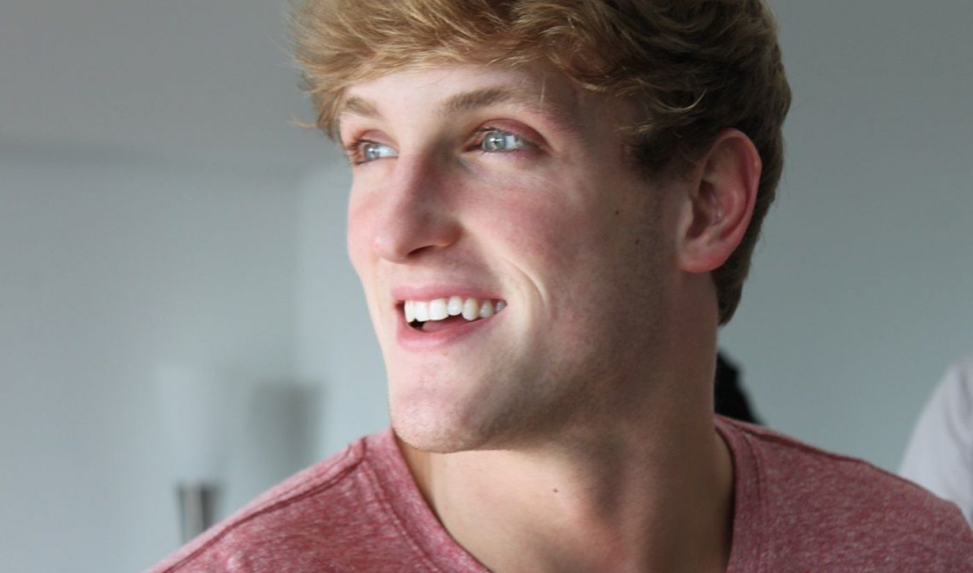 Vine Star Logan Paul Signs With CAA For Representation In All Areas