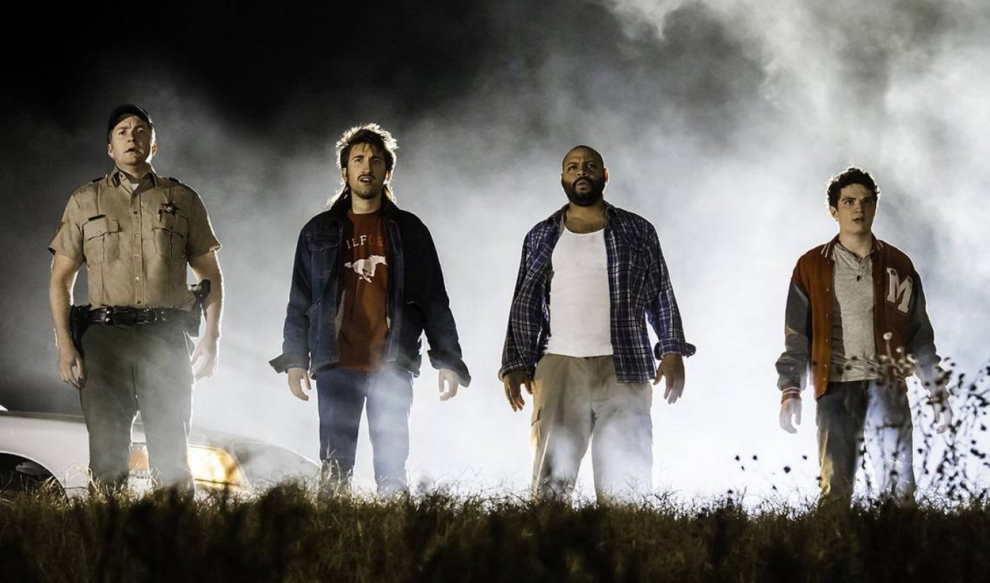 Rooster Teeth To Release 'Lazer Team' In Theaters, On YouTube Red On January 27