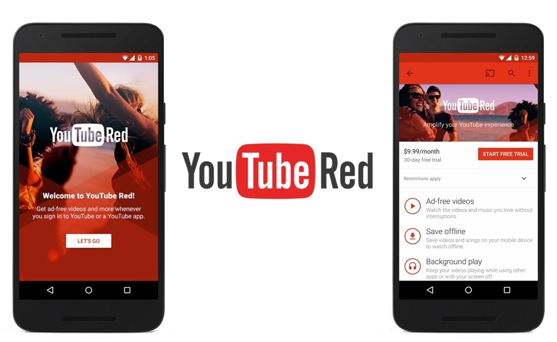YouTube Red Now Ranks Among Top-Grossing Apps On iOS ...
