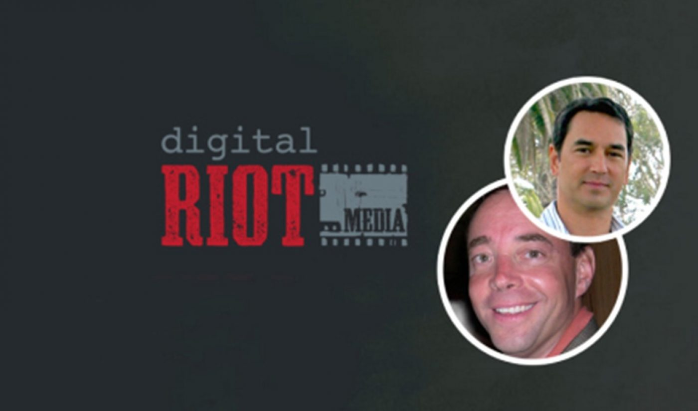 Digital Riot Is Latest Company Looking To Turn Digital Media Celebrities Into Movie Stars